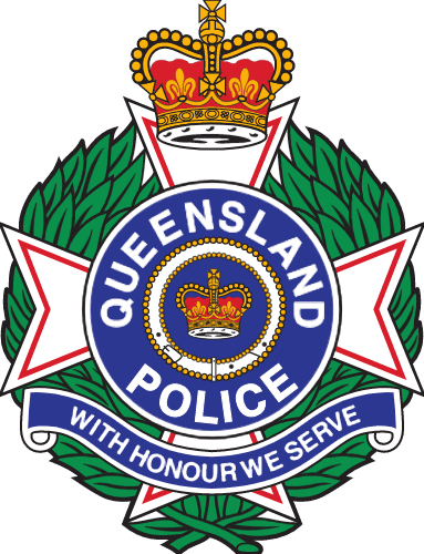 Logo of Queensland Police Service